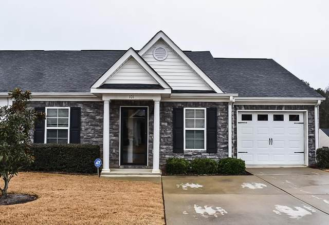 101 York Way, Augusta, GA 30909 (MLS #465009) :: RE/MAX River Realty