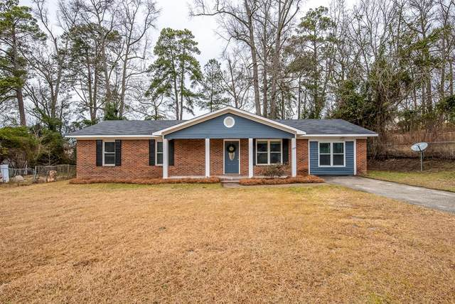 3769 Fairington Drive, Hephzibah, GA 30815 (MLS #465034) :: Young & Partners