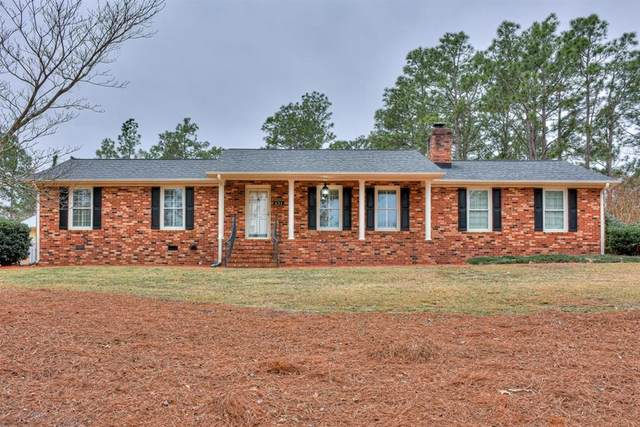 431 Howlandville Road, Warrenville, SC 29851 (MLS #465038) :: REMAX Reinvented | Natalie Poteete Team
