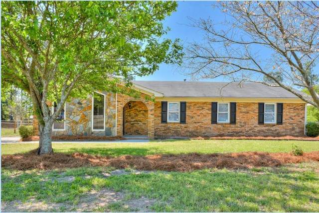2644 Carrington Drive, Hephzibah, GA 30815 (MLS #465039) :: Young & Partners
