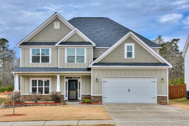 1572 Driftwood Lane, Grovetown, GA 30813 (MLS #465042) :: Young & Partners