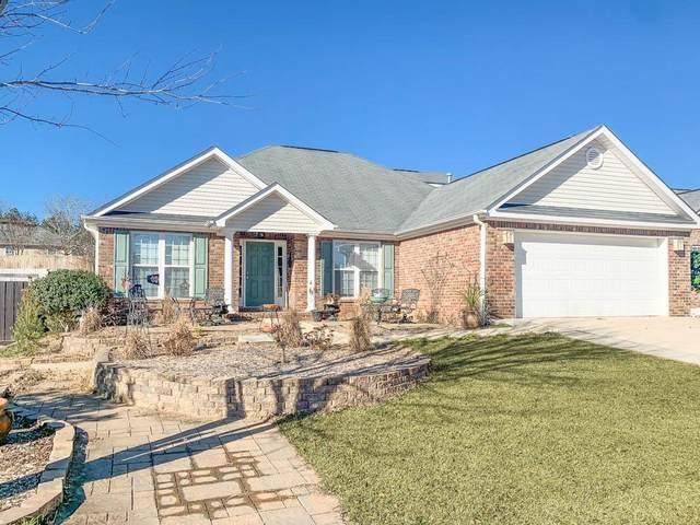 3092 Calli Crossing Drive, Graniteville, SC 29829 (MLS #465084) :: For Sale By Joe   Meybohm Real Estate