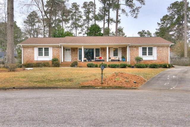2924 Westchester Drive, Augusta, GA 30909 (MLS #465101) :: Shannon Rollings Real Estate