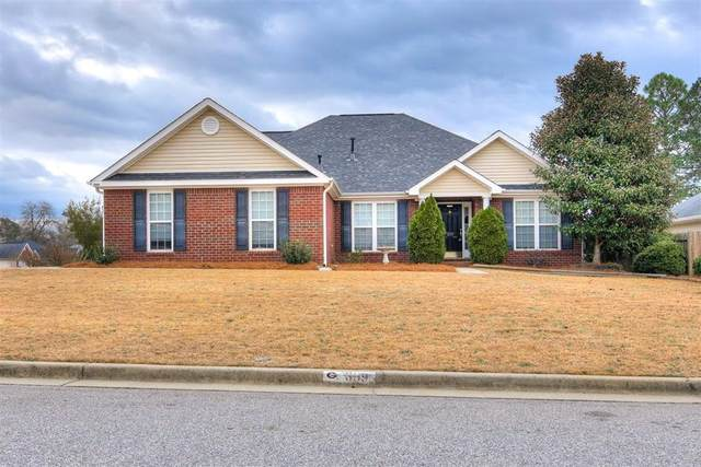 399 Mill Branch Way, North Augusta, SC 29860 (MLS #465110) :: Southeastern Residential
