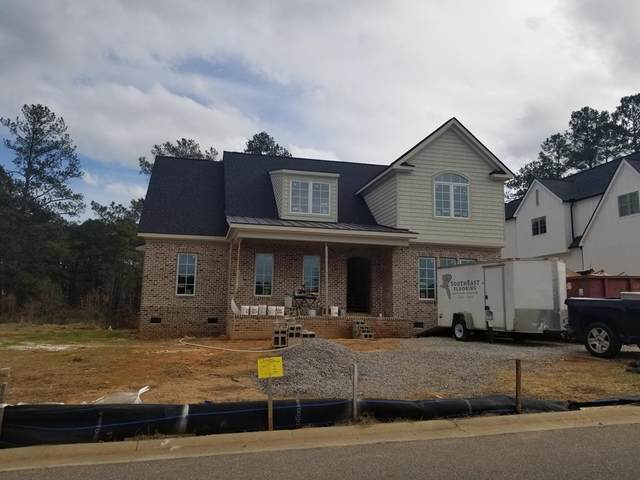 707 Campana Drive, Evans, GA 30809 (MLS #465114) :: Shannon Rollings Real Estate