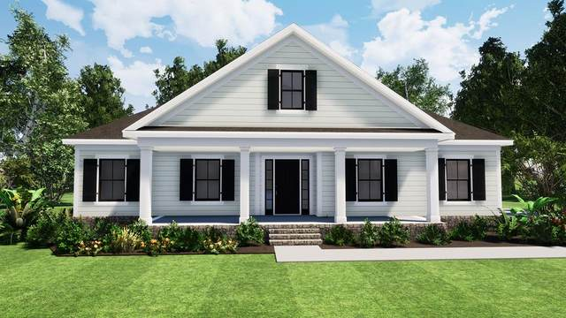 4121 Johnson Branch Road, Hephzibah, GA 30815 (MLS #465115) :: Southeastern Residential