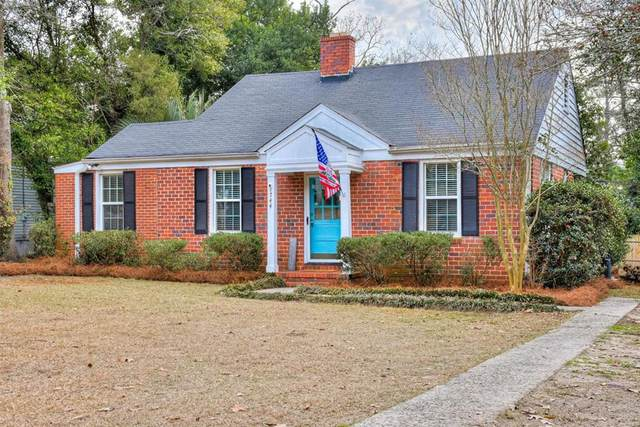 1744 King Woods Drive, Augusta, GA 30904 (MLS #465139) :: Better Homes and Gardens Real Estate Executive Partners