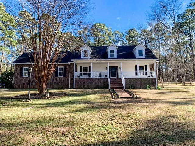 52 Wildberry Court, Grovetown, GA 30813 (MLS #465184) :: Young & Partners