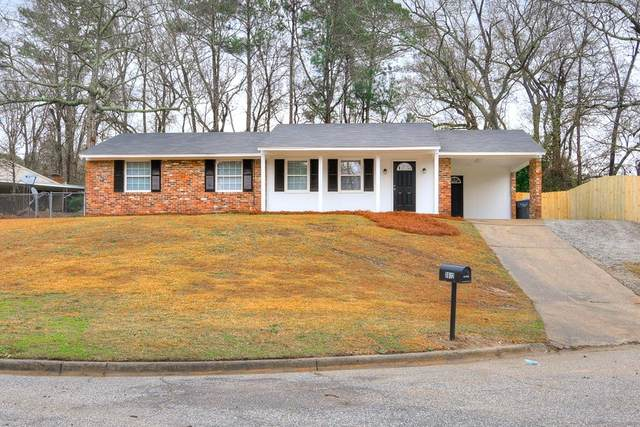 3612 Concord Court, Augusta, GA 30906 (MLS #465185) :: Young & Partners