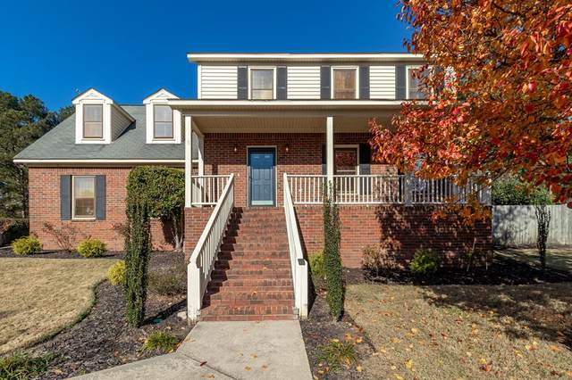 874 Deercrest Circle, Evans, GA 30809 (MLS #465188) :: Young & Partners