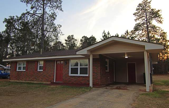 117 Mills Road, Waynesboro, GA 30830 (MLS #465190) :: Southeastern Residential