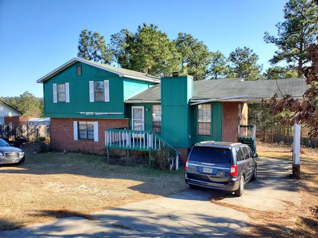 2620 Claymont Drive, Hephzibah, GA 30815 (MLS #465250) :: Better Homes and Gardens Real Estate Executive Partners