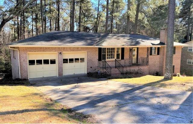 1829 Mountside Drive, North Augusta, GA 29841 (MLS #465258) :: Better Homes and Gardens Real Estate Executive Partners