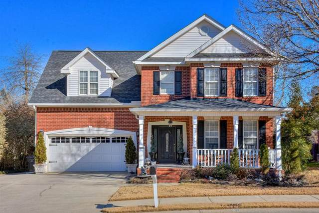 4535 Glastonbury Drive, Evans, GA 30809 (MLS #465346) :: Young & Partners