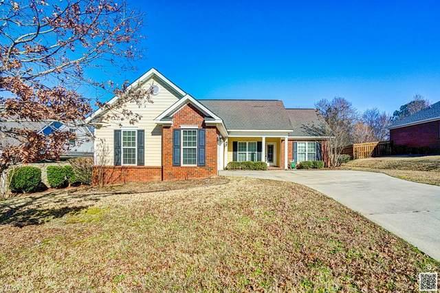 314 Burgamy Way, Evans, GA 30813 (MLS #465348) :: The Starnes Group LLC