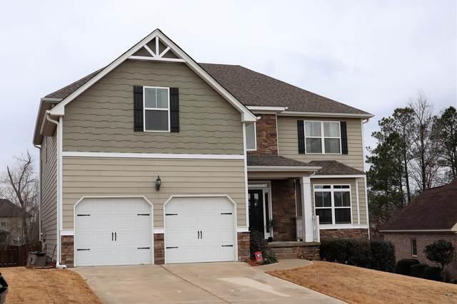 516 Oconee Circle, Evans, GA 30809 (MLS #465435) :: Tonda Booker Real Estate Sales
