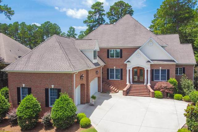 148 Foxhound Run Road, Aiken, SC 29803 (MLS #465445) :: Southeastern Residential