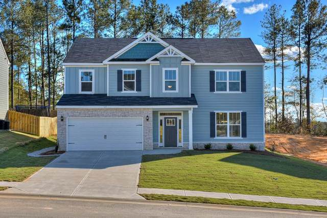 531 Orchard Circle, Edgefield, SC 29824 (MLS #465463) :: For Sale By Joe | Meybohm Real Estate