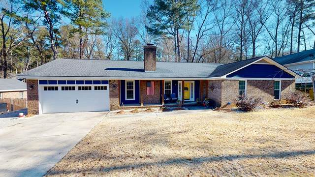 805 Brookfield Pkwy, Martinez, GA 30907 (MLS #465501) :: Young & Partners