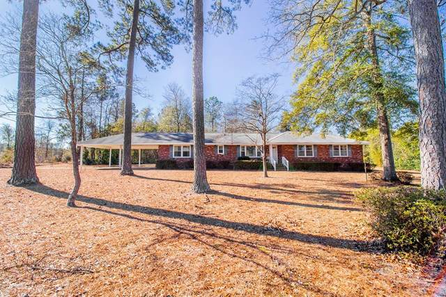 504 Hillcrest Drive, New Ellenton, SC 29809 (MLS #465507) :: Better Homes and Gardens Real Estate Executive Partners