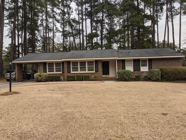 2905 Hampshire Drive, Augusta, GA 30909 (MLS #465536) :: Young & Partners