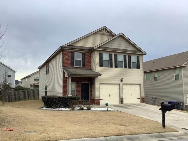 1112 Grove Landing Lane, Grovetown, GA 30809 (MLS #465537) :: Tonda Booker Real Estate Sales