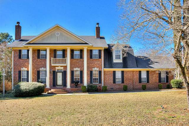 3908 Grape Avenue, Augusta, GA 30909 (MLS #465542) :: McArthur & Barnes Partners | Meybohm Real Estate