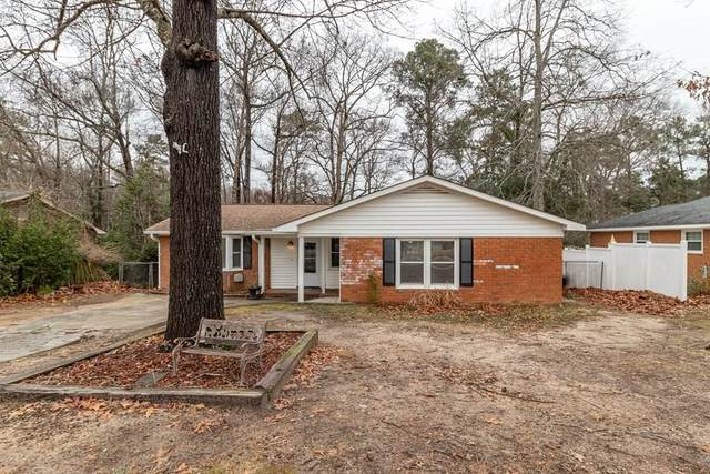 4437 Roxbury Drive, Evans, GA 30809 (MLS #465664) :: Young & Partners