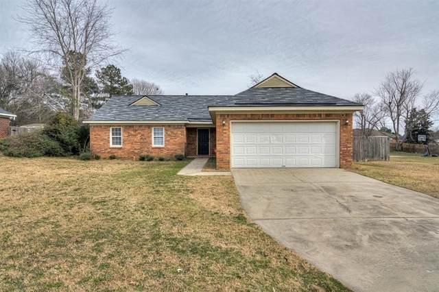 2018 Bassford Drive, Hephzibah, GA 30815 (MLS #465671) :: Tonda Booker Real Estate Sales