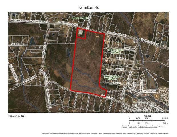 0 Hamilton Road, Columbia, GA 30813 (MLS #465673) :: Tonda Booker Real Estate Sales