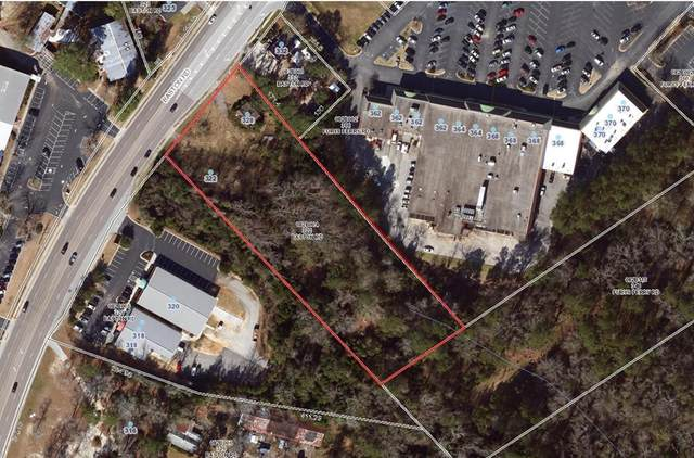 322 Baston Road, Martinez, GA 30907 (MLS #465681) :: Tonda Booker Real Estate Sales