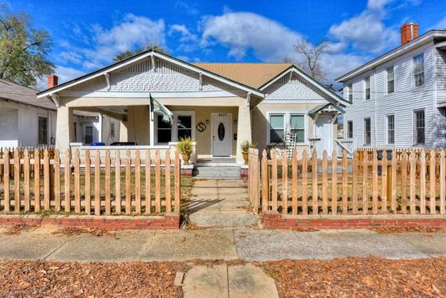 2407 Wrightsboro Road, Augusta, GA 30904 (MLS #465709) :: McArthur & Barnes Partners | Meybohm Real Estate