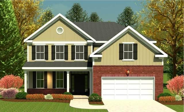 854 Lillian Park Drive, Grovetown, GA 30813 (MLS #465735) :: Tonda Booker Real Estate Sales