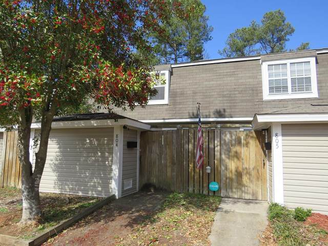 804 Vancouver Drive, North Augusta, SC 29841 (MLS #465756) :: Tonda Booker Real Estate Sales