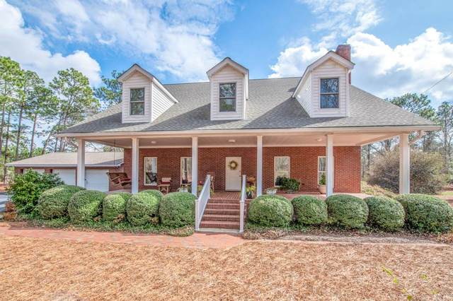 285 Chime Bell Church Road, Aiken, SC 29803 (MLS #465814) :: Better Homes and Gardens Real Estate Executive Partners