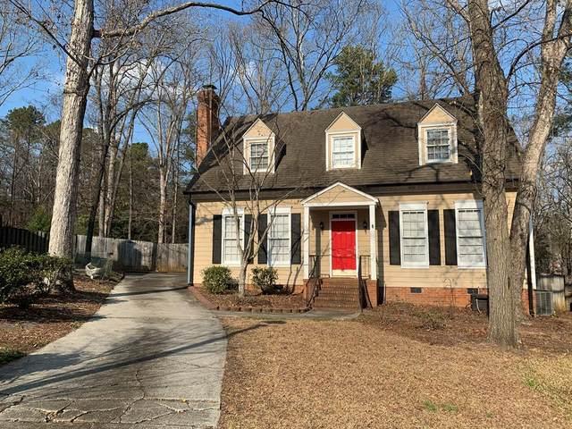 304 Old Salem Way, Martinez, GA 30907 (MLS #465820) :: Tonda Booker Real Estate Sales