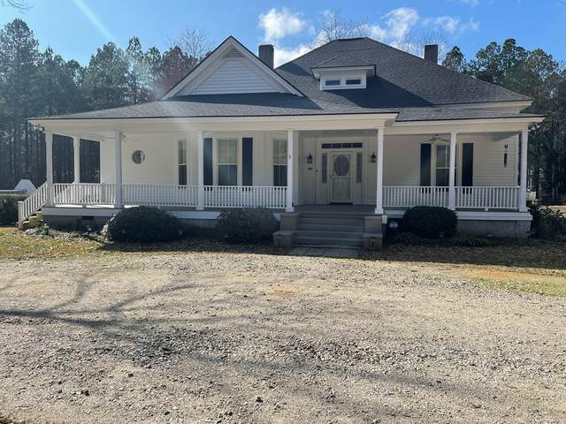 50 Sunhigh Road, Johnston, SC 29824 (MLS #465856) :: Better Homes and Gardens Real Estate Executive Partners
