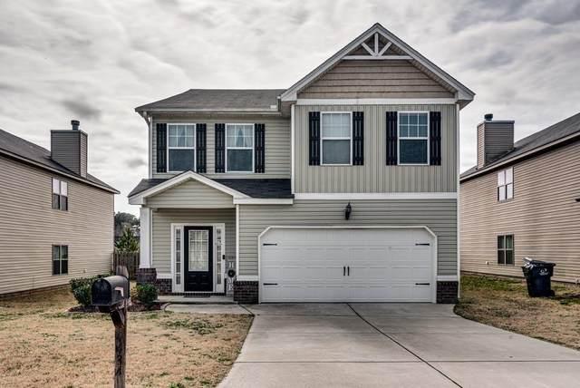 4434 Grove Landing Drive, Grovetown, GA 30813 (MLS #465866) :: Tonda Booker Real Estate Sales