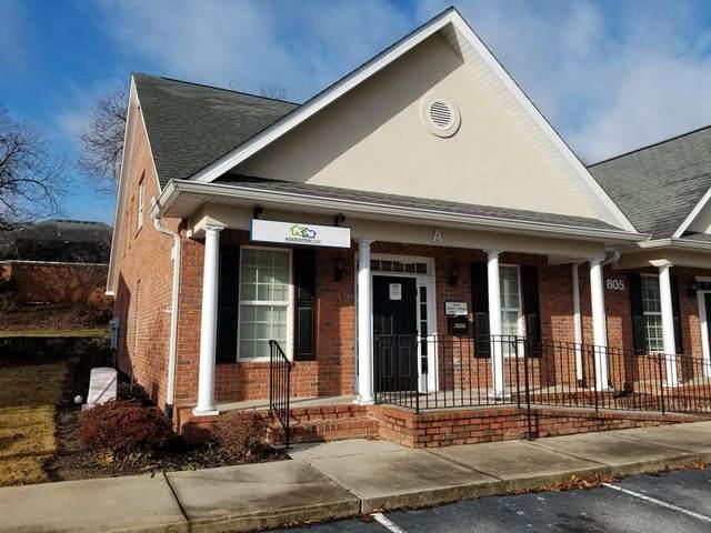 805A Oakhurst Drive, Evans, GA 30809 (MLS #465876) :: Tonda Booker Real Estate Sales