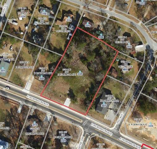 305 Robinson Avenue E, Grovetown, GA 30813 (MLS #465888) :: Melton Realty Partners