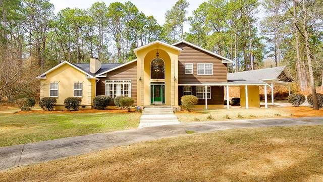 701 W Rollingwood  Drive, Aiken, SC 29801 (MLS #465925) :: Melton Realty Partners