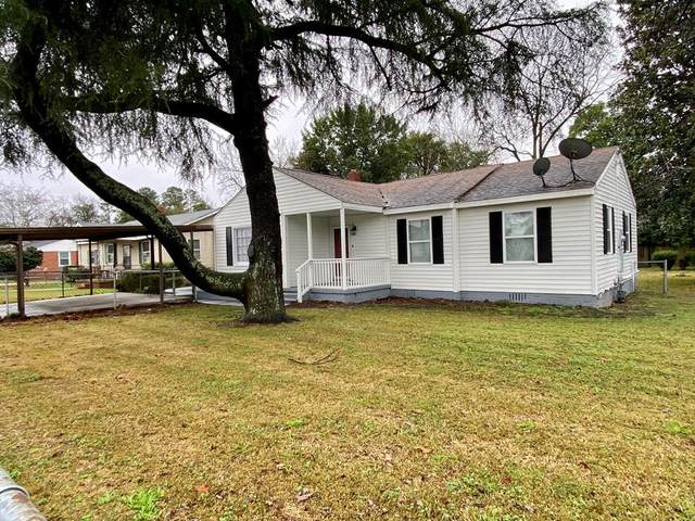 711 Fleetwood Drive, North Augusta, SC 29841 (MLS #465966) :: Melton Realty Partners