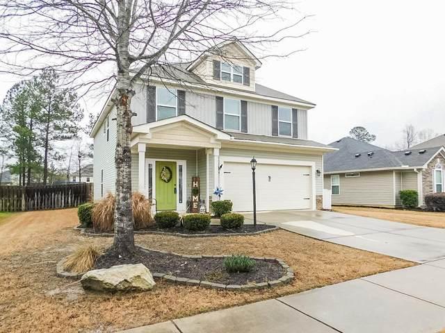 3142 Alexandria Drive, Grovetown, GA 30813 (MLS #465993) :: Melton Realty Partners