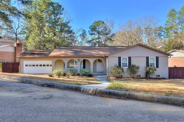 229 Norma Lane, Evans, GA 30809 (MLS #466014) :: Shaw & Scelsi Partners