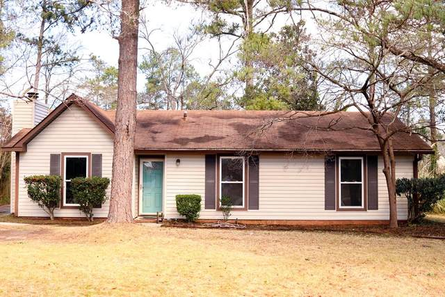 4126 Melrose Drive, Martinez, GA 30907 (MLS #466038) :: Tonda Booker Real Estate Sales