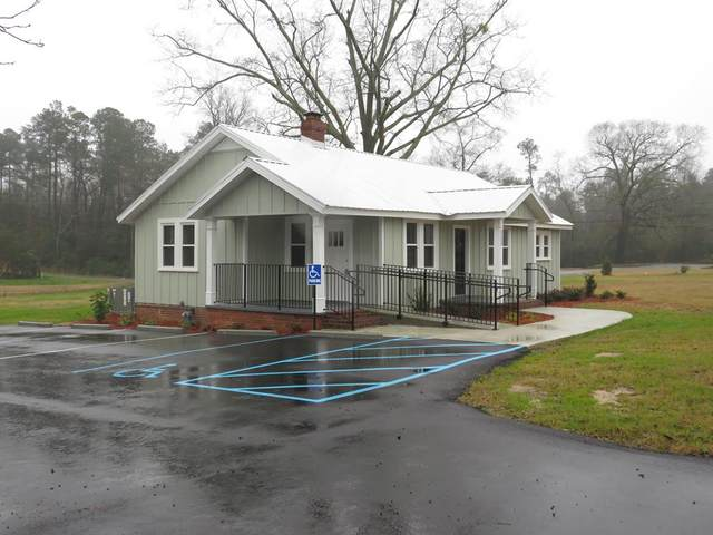323 Edgefield Road, Belvedere, SC 29841 (MLS #466044) :: Tonda Booker Real Estate Sales
