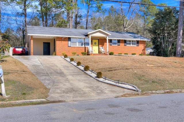3520 Richmond Hill Road, Augusta, GA 30906 (MLS #466057) :: Tonda Booker Real Estate Sales