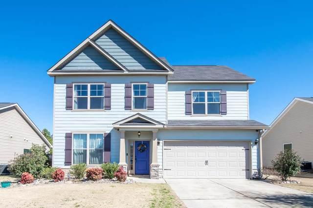 5044 Nokesville Circle, Aiken, SC 29803 (MLS #466059) :: Shaw & Scelsi Partners