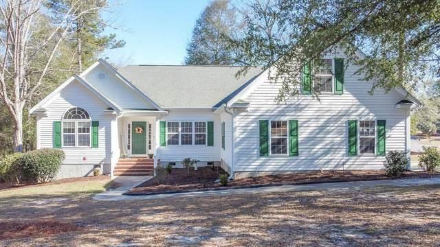 156 Ashepoo Drive, Aiken, SC 29803 (MLS #466125) :: Shannon Rollings Real Estate