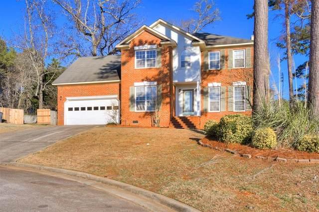 4583 Mallard Court, Martinez, GA 30907 (MLS #466130) :: McArthur & Barnes Partners | Meybohm Real Estate